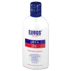 EUBOS 5% Urea Waslotion 200 ml
