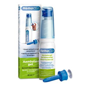 Hemoclin Gel Emorroidi 45 ml gel
