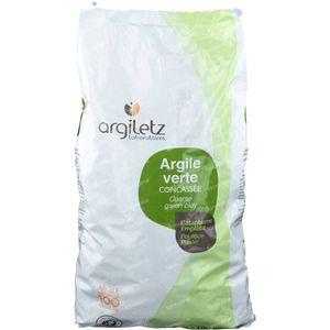 Argiletz Masker Groene Klei Poeder 3 kg
