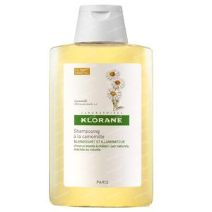 Klorane Golden Highlights Shampoo With Chamomile 400 ml