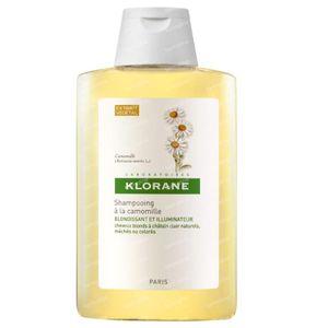 Klorane Shampoo Alla Camomilla Capelli Biondi O Castano Chiaro 400 ml
