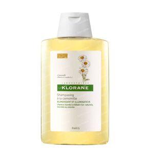 Klorane Shampoo Alla Camomilla Capelli Biondi O Castano Chiaro 200 ml