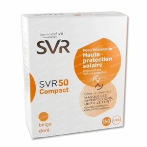 SVR 50 Compact Beige Doré SPF50+ 10 ml