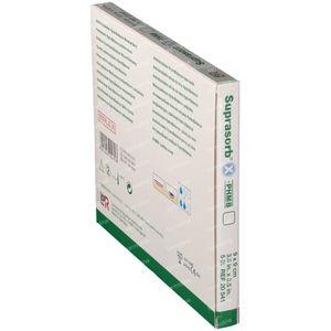 Suprasorb X PHMB Sterile 9 x 9cm 20541 5