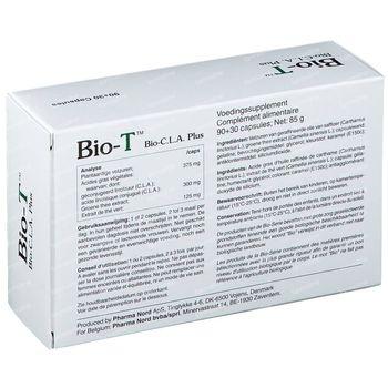Pharma Nord Bio-T +30 Capsules GRATUIT 90+30 capsules
