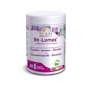Be-Life Be-Lumex Mineral Complex 60 St cápsulas