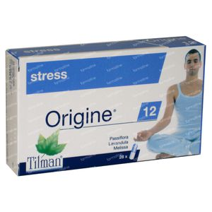 Origine 12 Stress 28 capsules