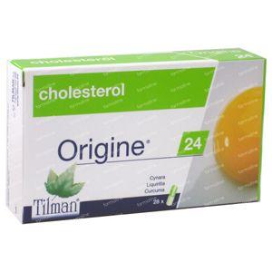 Origine 24 Cholesterol 28 capsules