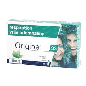 Origine 33 Vrije Ademhaling 28 capsules