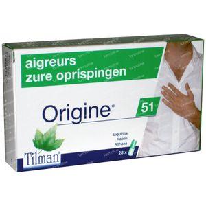 Origine 51 Zure Oprispingen 28 capsules