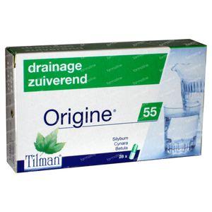Origine 55 Zuiverend 28 capsules