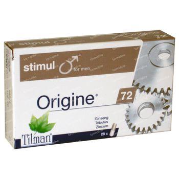Origine 72 Stimul Men 28 capsules