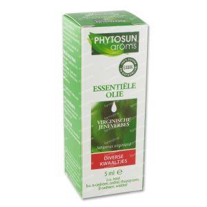 Phytosun Genèvrier Cèdre Huile Essentiel 5 ml