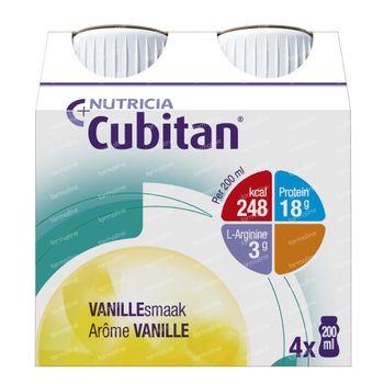 Cubitan Vanille 800 ml