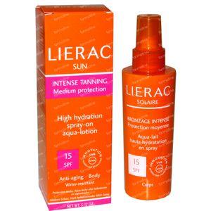 Lierac Zon Aqua Intense UV 15 150 ml spray