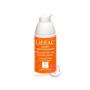 Lierac Soleil Anti-Age Visage UV 15 50 ml crème