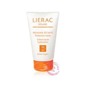 Lierac Soleil Securité Peau Sensible UV 50 50 ml crème