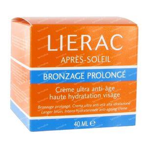 Lierac Aftersun Anti-Age Visage 40 ml crème