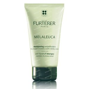 Rene Furterer Melaleuca Shampooing Antipelliculaire Pellicules Grasses 150 ml tube