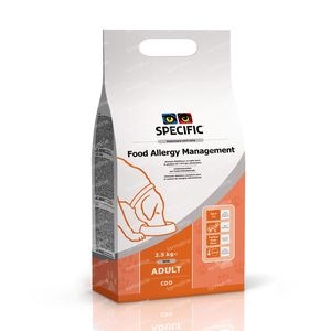 Specific CDD Food Allergy Management 2,50 kg