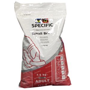 Specific CXD-S Adult Small Breed 7,50 kg