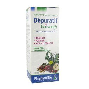 Depuratif 200 ml syrup