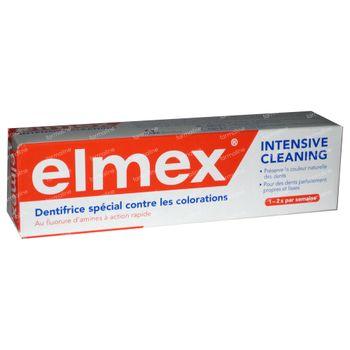 Elmex Dentifrice Intensive Cleaning 30 ml