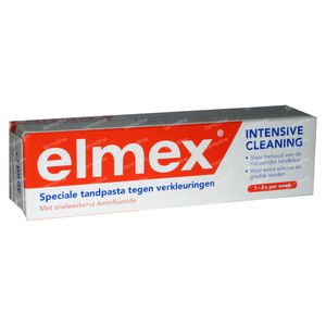 Elmex Tandpasta Intensive Cleaning 30 ml