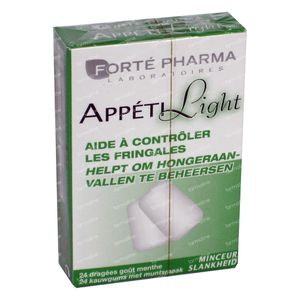 Forté Pharma Appétilight -Gum 24 chewing-gums
