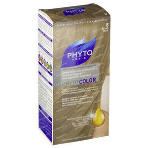 Phytocolor 8 Licht Blond 1 stuk