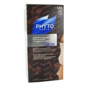 Phyto Phytocolor 6AC Donkerblond Kopermahonie 1 stuk