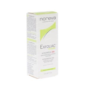 Exfoliac Acnomega 200 30 ml crema