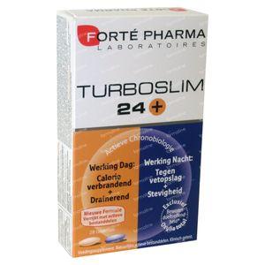 Forté Pharma turboslim 24+ 28  tabletten