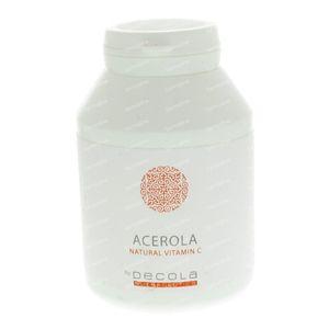 Decola Acerola 100 tabletten