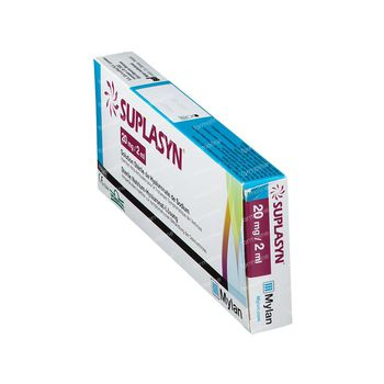 Suplasyn MD Seringue Solution Intra Articulaire Sterile 2ml 1 st