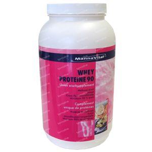Mannavital Whey Proteïne 900 g