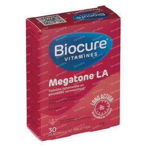 Biocure Megatone Long Action 30  comprimés