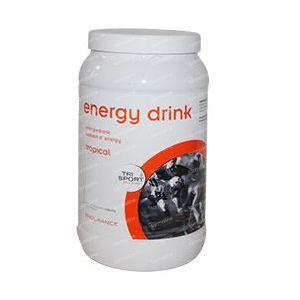 Trisport Pharma Energy Drink Tropical 1 kg polvo