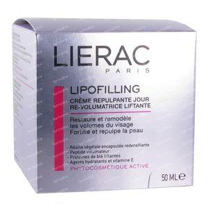 Lierac Lipofilling Crème Repulpante Jour 50 ml