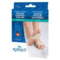 Epitact Fußsohlekissen 42-45 1 Paar 1 st