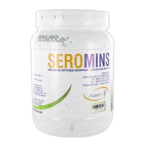 Seromins Chocolat Poudre 450 g