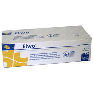 Elwo Sparadrap 18cm x 2cm 70 stuks