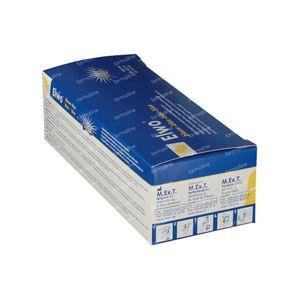 Elwo Plaster Elastic Blue 2.5cm x 18cm 60 St