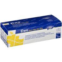 Elwo Pansement Elastique Bleu 2.5cm x 18cm 60 st