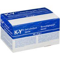 KY Jelly Ster Lubrifiant 48x5 g