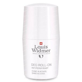 Louis Widmer Deo Roll-On Antiperspirant Licht Geparfumeerd 50 ml