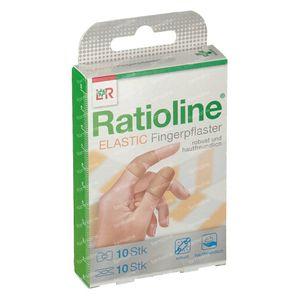 Ratioline Plaster Finger 2 Seizes 20 cerotti
