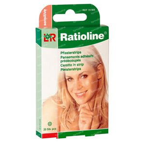 Ratioline Plaster Rond 20 St Parches
