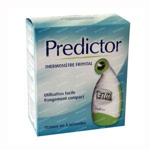 Predictor Thermomètre frontal 1 pièce
