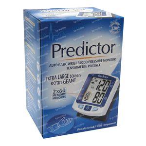 Predictor Bloeddrukmeter Pols 1 stuk
